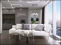 Скидки до 17% на апартаменты в «Башне Федерация» Живите выше всех в Европе